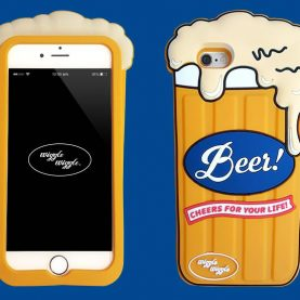 3D Beer Silicone Case for iPhone 7 7 Plus 6s 6 Plus SE 5s 5
