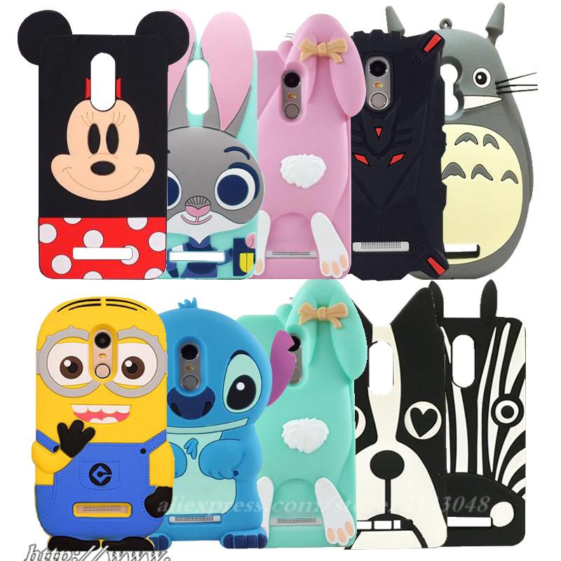 3D-Cartoon-Stitch-case-for-Xiaomi-redmi-note-3-redmi-note-3-pro-Minions-Minnie-phone