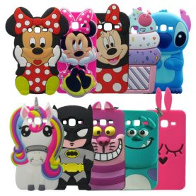 For Samsung Galaxy J3 Case Cover for coque Samsung J3 Case cartoon silicon for Samsung Galaxy J3 2016 Case