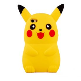 For Samsung Case Pokemons Go Pokemons Pikachu Phone Case Silicone Cover
