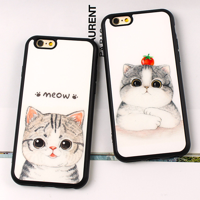 New-Fashion-Super-Cute-Cartoon-Soft-Silicon-Cat-Cherry-cat-mirror-Case-Cover-For-iphone-7.jpg_640x640