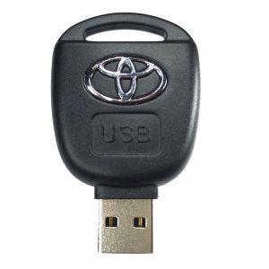 Free-shipping-high-quality-Toyota-key-USB-flash-drive-8G-16G-32G-64G-pen-drive-exquisite