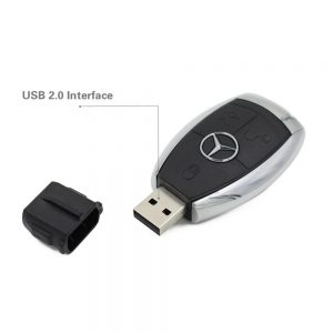 Mercedes-Benz-car-keys-U-disk-mouse-USB-8gGB-16GB-32GB-2-0-USB-flash-drive