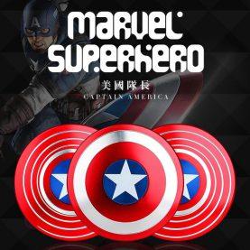 Captain America's shield fingertips gyro
