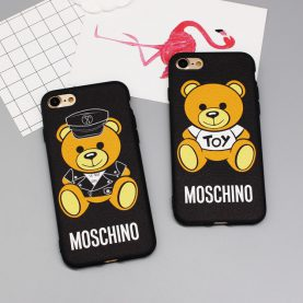 Cute Cartoon Brown Bear Duck Rabbit Soft TPU Luxury Brand Case for iphone 6 6s /6Plus 6s Plus/iPhone7 7Plus