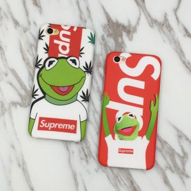 Supreme IPHONE CASE  For iPhone 8 8Plus 6 6s 7 7Plus