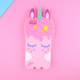 Unicorn Case for iPhone X 8 8Plus 7 7plus 6 6s 6plus Case