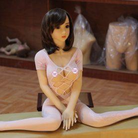 100cm Sex Dolls Real Silicone Love Dolls Lifelike Breasts Vagina Anal Metal Skeleton Male Masturbation Adult Toy