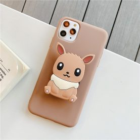 For Samsung Galaxy S6 S7 Edge S8 S9 S10 S20 Ultrar FE Note 5 8 9 10 20 Plus Cover Charizard Squirtle Bulbasaur Grip
