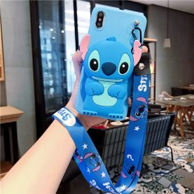 FOR SAMSUNG GALAXY Cover Stitch Wallet Bag Soft TPU Silicone Case